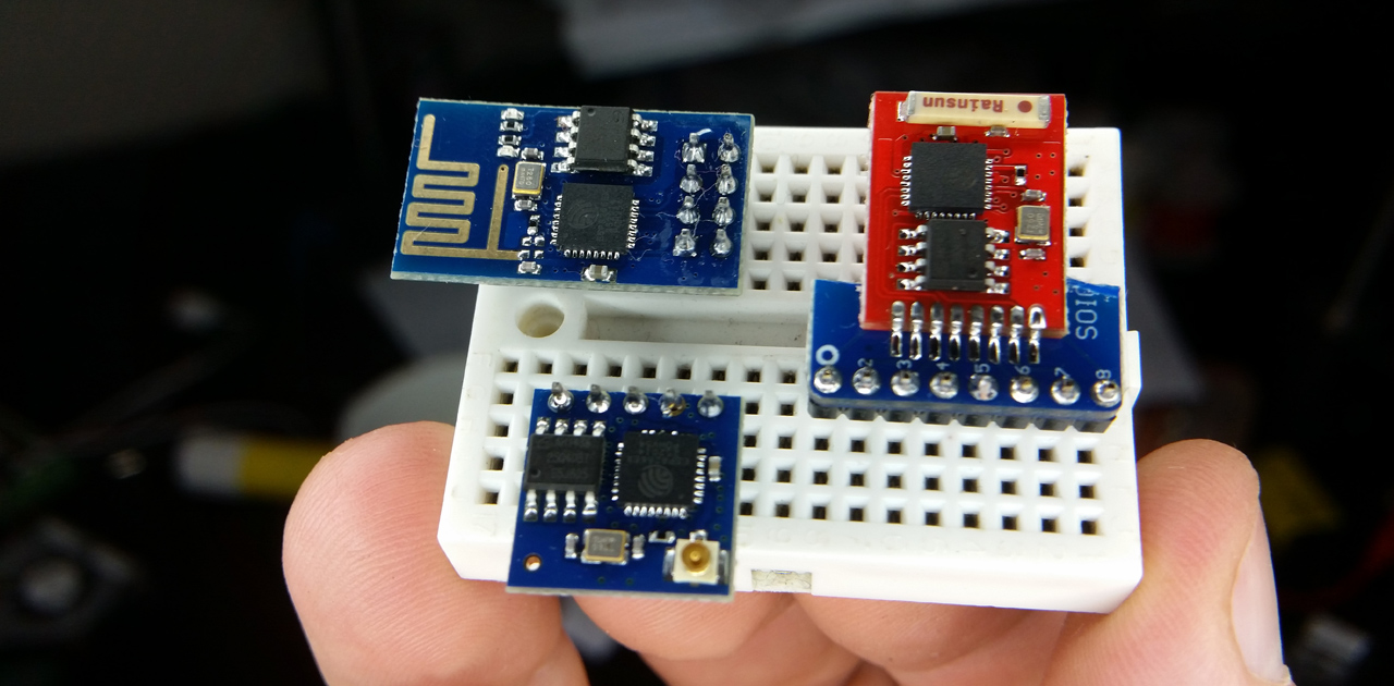 esp8266 and stability
